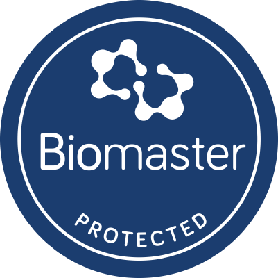 Look out for the Biomaster logo to ensure that your products are protected from bacteria